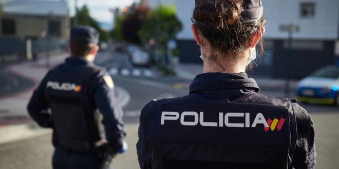 2.366 plazas de alumnos/as de la Escuela Nacional de Policía