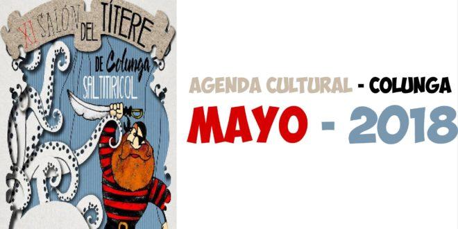 Programación cultural para el mes de mayo en Colunga