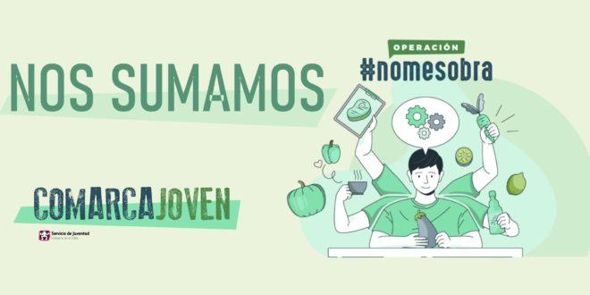 Sabías que tu móvil pesa 86 kg… Comarcajoven se suma a la «Operación #nomesobra»