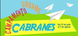 CAMPAMENTO URBANO EN CABRANES. VERANO 2020