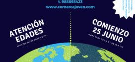 Distribución de plazas para el campamento 'La vuelta al mundo en menos de 80 días'