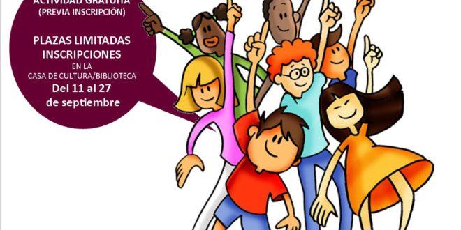 PROGRAMA MUNICIPAL DE OCIO Y PARTICIPACIÓN INFANTIL 2019/20