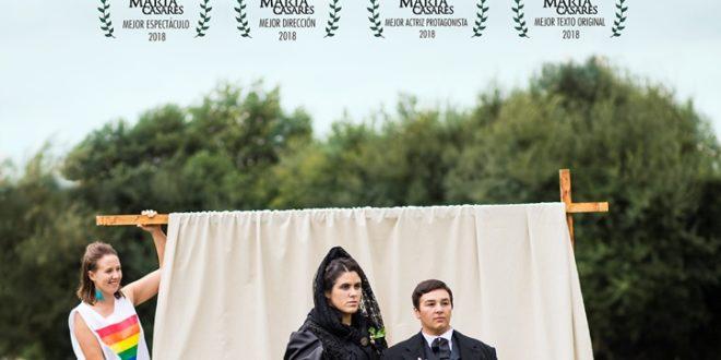 La historia de 'Elisa y Marcela' llega al Teatro Riera con A Panadería Teatro (Galicia)