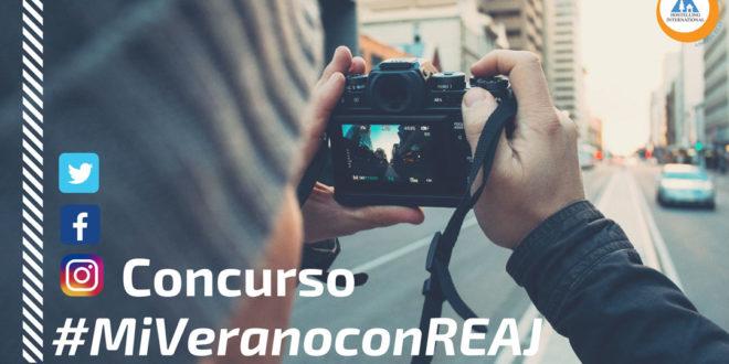 "Concurso fotográfico ""MiVeranoConREAJ"""