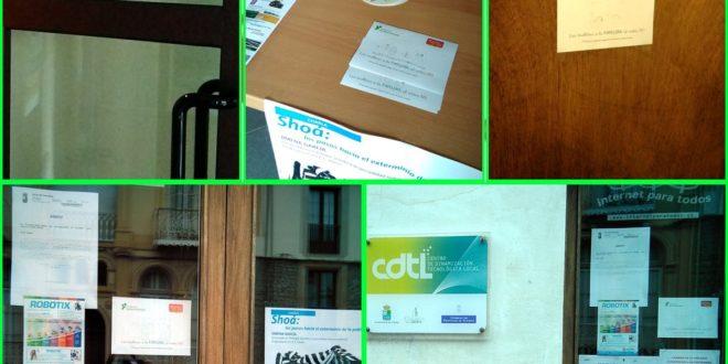 Programación de talleres de los CDTLs de Colunga y Llastres
