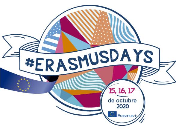 #ErasmusDays 2020 (15, 16 y 17 de octubre de 2020)