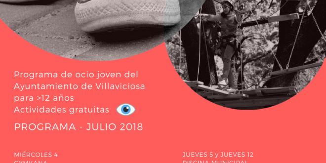 """Llega """"Explora"""", el nuevo programa de ocio joven en Villaviciosa"""