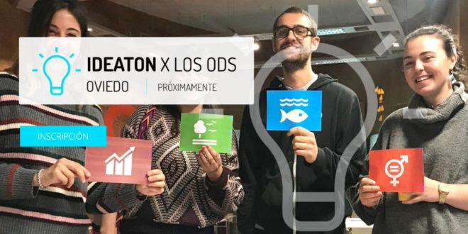 Ideatón por los ODS