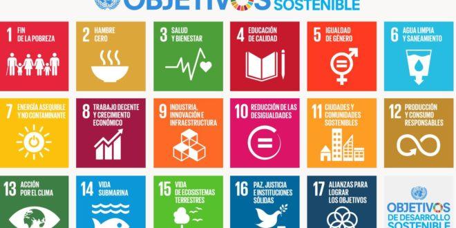 Dando voz. Objetivos de Desarrollo Sostenible