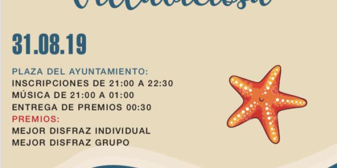 Carnaval de Verano en Villaviciosa, fiestón para despedir agosto