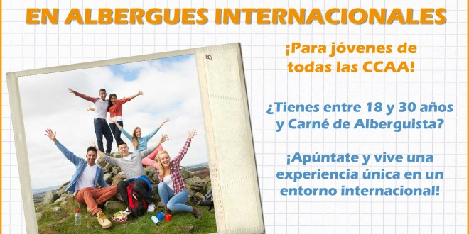 Programa de Intercambios Juveniles en Albergues Internacionales