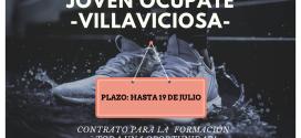 Salen nuevas plazas para el programa Joven Ocúpate en Villaviciosa