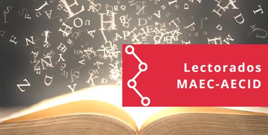 Lectorados MAEC-AECID en Universidades Extranjeras. 2019/2020.