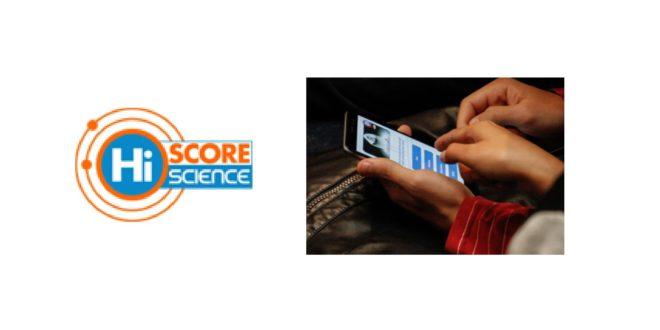 Proyecto Hi Score Science, proyecto que pretende llevar la ciencia a la sociedad de modo divertido a través de un videojuego
