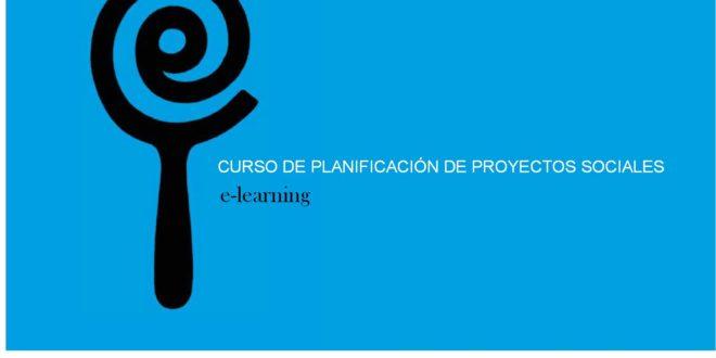 CURSO DE PLANIFICACIÓN DE PROYECTOS SOCIALES