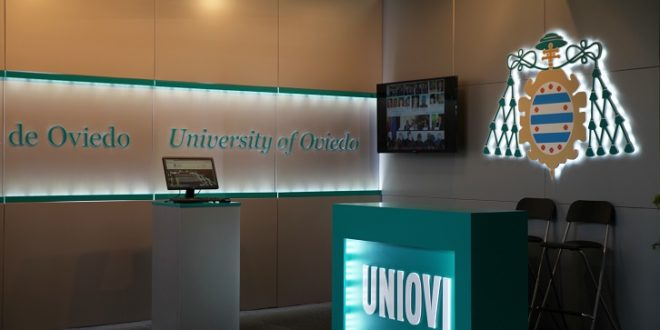 Ayudas de movilidad internacional para prácticas.Universidad de Oviedo