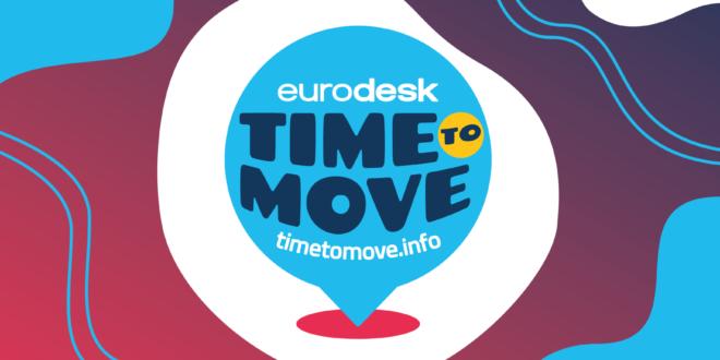 Time To move 3,2,1 Despega ¡Es tiempo de moverse!
