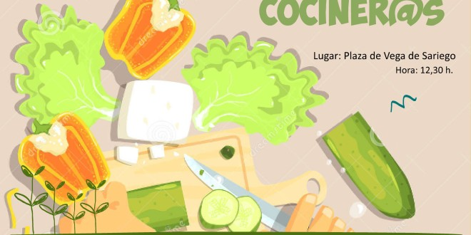 Taller de cocina para «pequeñ@s grandes cociner@s». Sariego