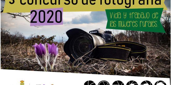 3º CONCURSO DE FOTOGRAFÍA MUJER RURAL. Nava