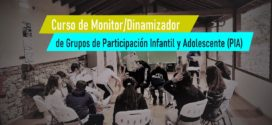 Curso de Monitor/Dinamizador de Grupos de Participación Infantil y Adolescente