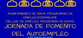 Jornada de Fomento del Autoempleo. Nava