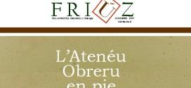"""""""Friúz"""", la revista de La Compaña del Ronchel"""