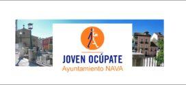 Ampliación del plazo. Distintas plazas en Nava para el Programa Joven Ocúpate