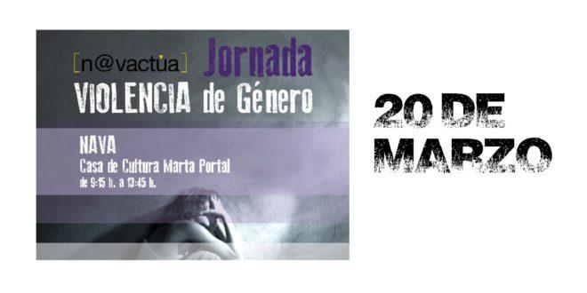 N@vactúa – Jornada VIOLENCIA de Género