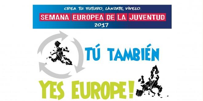 Tú también yes Europe!