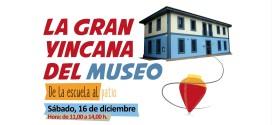 La gran yincana del Museo. Cabranes