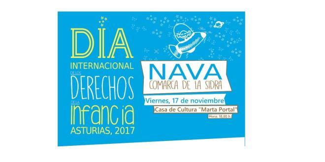 El Principado de Asturias celebra en Nava los actos del Día Internacional de los Derechos de la Infancia