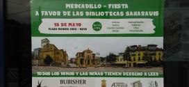 Mercadillo – Fiesta a favor de las Bibliotecas Saharauis