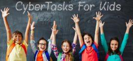 """¿Te animas a desarrollar una CyberTask en tu centro educativo y presentarla al concurso """"CyberTasks for Kids""""?"""