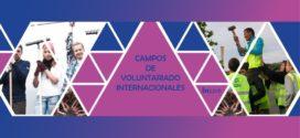 Campos de voluntariado internacionales 2020
