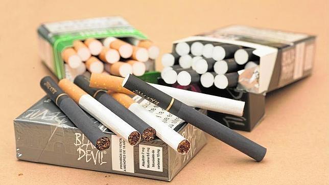 Fuera los cigarrillos de sabores