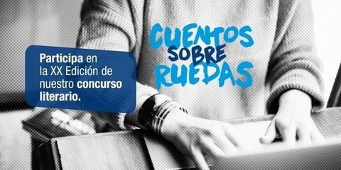 XX Concurso relatos breves 'Cuentos sobre Ruedas' ALSA