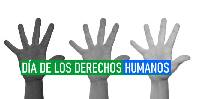10 DE DICIEMBRE. Día de los Derechos Humanos
