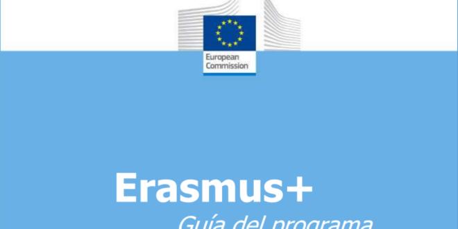 Guía del programa Erasmus+ para el año 2021