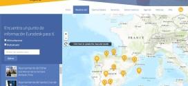 Ya puedes entrar en la nueva web española de Eurodesk