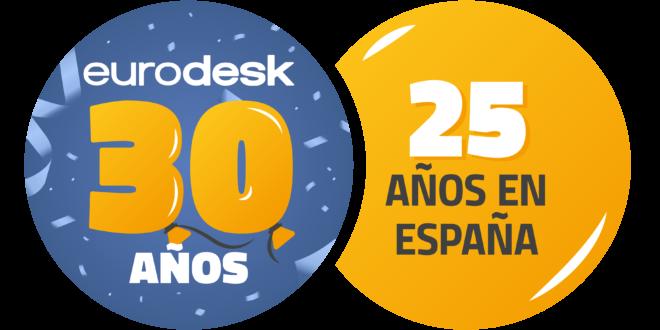 ¡Eurodesk cumple 30! Un año entero para celebrarlo