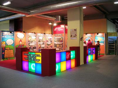 Empleos de verano, festivales, Feria de Muestras y otros