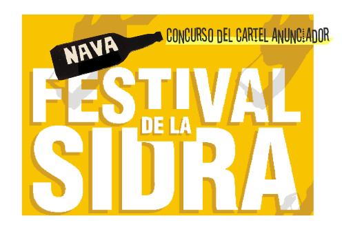"""CONCURSO DE CARTELES """"FESTIVAL DE LA SIDRA DE NAVA, 2021"""""""