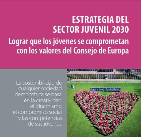 Estrategia juvenil del Consejo de Europa 2030