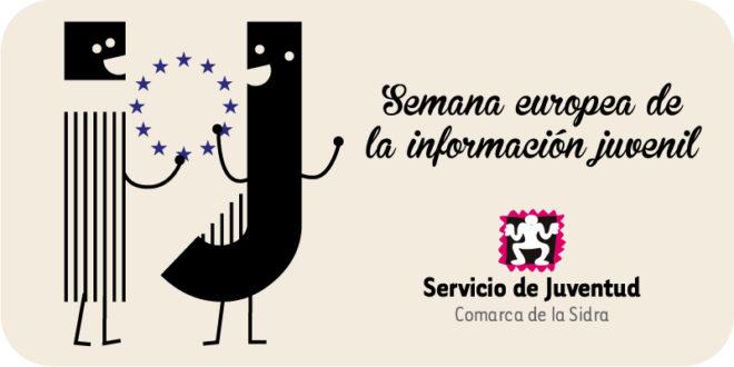 La Semana Europea de la Información Juvenil comenzará el lunes 12 con un directo en Instagram