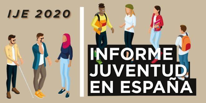 Presentación del Informe Juventud en España 2020