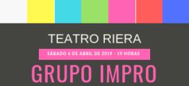 ¡Patas arriba! Teatro impro con jóvenes de Villaviciosa este sábado