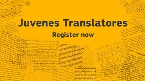 CONCURSO JUVENES TRANSLATORES 2021