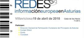 Somos anfitriones del Primer Encuentro de Redes de Información Europea en Asturias