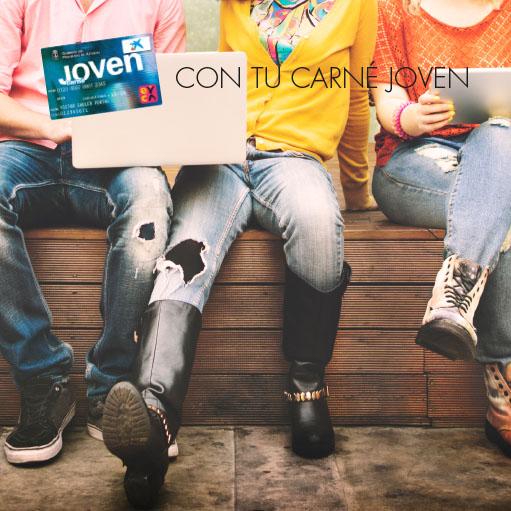 Nuevo Carné Joven: ahora un solo pago de 10 euros