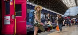 30.000 jóvenes europeos han celebrado sus 18 años con interrail gratis y #DiscoverEU